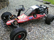HPI Baja 5B Fast 1/5 gas buggy UPGRADED Zenoah 32cc, w ddm,turtle,phatdad parts