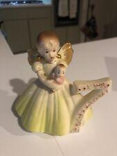 Applause Josef Originals Birthday Girls Through the Years 7 Years Figurine Angel