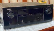 Denon AVR-X3100W 7.2 Channel Black AV Receiver