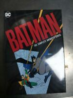 Batman The Complete Animated Series 12-discs Fast US Shipping