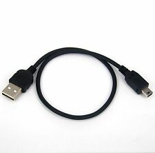 30cm Fast Charger only Mini USB Power Cable 4 Garmin Nuvi 2539 2689 67 68 58 57