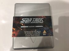 STAR TREK THE NEXT GENERATION  DVD BOX SET SEASON 3 New Sealed