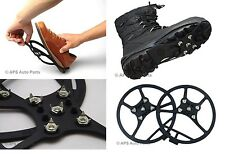 Magic Spiker Snow Ice Mud Shoe Boot Grips Grippers Crampons Spike Ceats No Slip