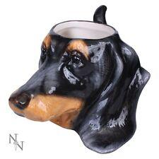 Mug Tails Collectable Dachshund Head Shaped Large Mug Dog Lovers Gift Boxed
