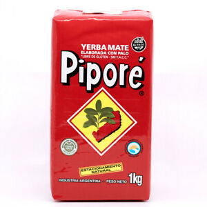 Pipore Yerba Mate Teas Various types & Packages   Produced in Argentina