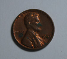 One Cent United States of America Coin 1968 Münze TOP! (E5)