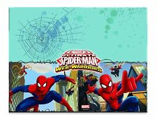 Spiderman Tischdecke Lizenzware 120x180cm Cod.76022
