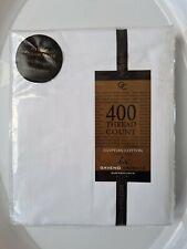 GAVENO CAVAILIA OXFORD PILLOW CASE 50x 75+5cms white 100% Eqyptian Cotton