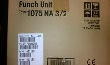 New Genuine OEM RICOH PUNCH KIT TYPE 1075  NA 3/2
