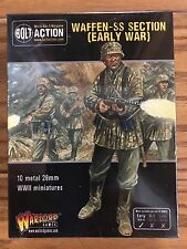 Bolt Action, 2nd Edition: German Early War Waffen-SS Squad