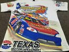 VTG+90s+1999+NASCAR+PRIMESTAR+500+Texas+Motor+Speedway+All+Over+Print+T+Shirt+L