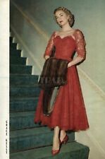 GRACE KELLY 1955 Vintage Japan Picture Clipping 7x10 #DF/z