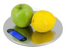 New listing 5Kg Slim Design Large Lcd Display Digital Kitchen Baking Diet Scale