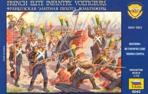 French Voltigeurs (re-release) Zvezda Kit 1:72 Z8042