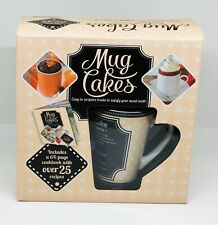 Mug Cakes Box Set Inc 64 Page Book With Over 25 Easy Recipes Still Boxed