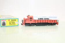 Atlas Spur H0 7033 US Diesellok GP40 3074 Illinois Central in OVP (NL1932)