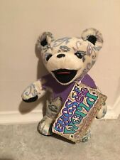 Eyes Of The World Grateful Dead Beanie Bear New With Tags
