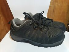 Wolverine Steel Toe Shoes Size 9 M