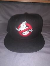 New Era Ghost Busters Hat Size 7 1/8