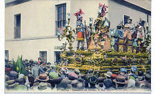 Postal Semana Santa en Sevilla Sentencia de Cristo San Gil (CM-213)