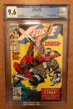 X-Force (1st Series) #15 1992 CGC 9.6