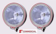 """Paire de Britax 9"""" Driving Lights/lampes Bleu Tint Lentille 12/24V pour Off Road/camion"""