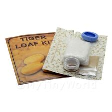 Dolls House miniatura TIGER LOAF KIT con stampo in silicone