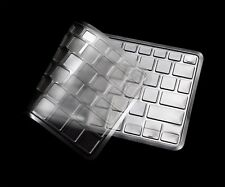 Clear TPU Keyboard Protector Cover For 13.3-Inch Dell XPS 13 9360