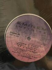eminem infinite vinyl