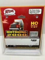 """Atlas 1204-3 45"""" Pines Trailer KBS 634900 HO Scale"""