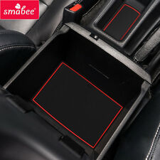 Gate slot pad For Toyota Hilux REVO SR5 2015-2016 Non-slip Door Pad/Cup Mats