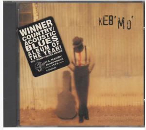 Keb Mo' : Keb Mo Blues 1 Disc CD