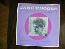 """LP Jane RHODES  - """"Extraits d'Opéras""""-   Collection 'Etoile d'Or '  VEGA  16.078"""