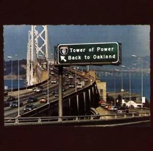 NEW CD Album Tower of Power - Back to Oakland (Mini LP Style Card Case)