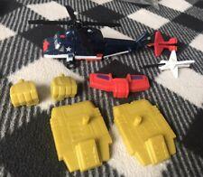 Transformers G1 Superion & Bruticus Unofficial Version US Parts Lot Vortex