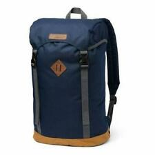 COLUMBIA CLASSIC OUTDOOR 25L NAVY BLUE HIKING DAYPACK DRAWSTRING BACKPACK