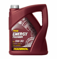 MANNOL ENGINE OIL 5/W30 FULLY SYNTHETIC 10 LITRE (2X5 LITRE) API SN/CF ACEA C3
