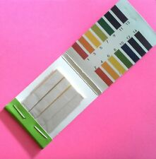 80pcs PH Level Test Paper Strips 1-14  tests Acidity Alkaline w/Scale Indicator