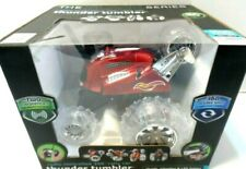 Black Series Remote Radio Controlled 360  Rally Car Red THUNDER TUMBLER 27MHz