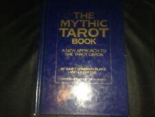The Mythic Tarot HB Book Cards and Cloth Juliet Sharman-Burke & Liz Greene