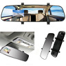 "New HD 1080P 2.7"" Lens Car DVR Rear View Mirror Dash Cam Video Camera Recorder"