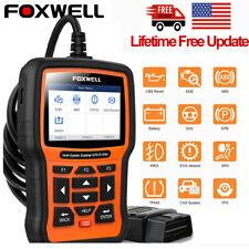 FOXWELL NT510 Elite for BMW Code Reader ABS Airbag SAS Reset Car Diagnostic Tool