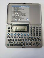 Royal Electronic Pocket Organizer Business Personal Calculator DM3070 192KB