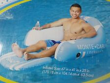Inflatable Float Floating Lounge Chair Fun in Water
