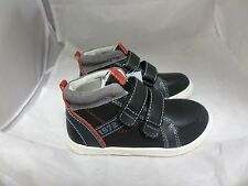 VERTBAUDET Childrens High Top Baskets-noir UK9 EU27 JS23 24