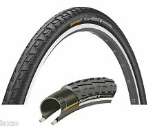 2 xContinental Tour Ride Rigid Tyres n' Black 26 x 1.75 / 700 x 28 /32 / 37 Pair
