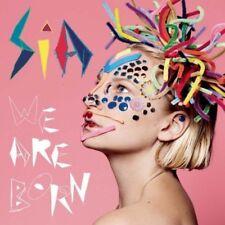 SIA We Are Born LP Vinyl NEW 2017