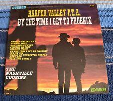 """The Nashville Cousins / Harper Valley PTA / Premier Records 12""""LP"""