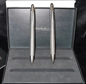 Porsche Design Tec Flex Ballpoint Pen and Pencil Set