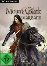 Mount & Blade: Warband (solo PC Steam Key Download Code) NO DVD NO CD, Steam only